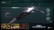 AoA Profile Su-47 Berkut