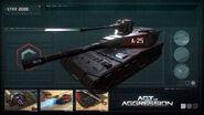 AoA Profile STRV-2000