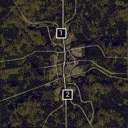 AoA Map Hells Highway