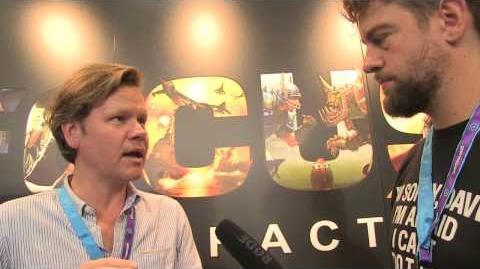 Gamescom EKSTRA Act of Aggression