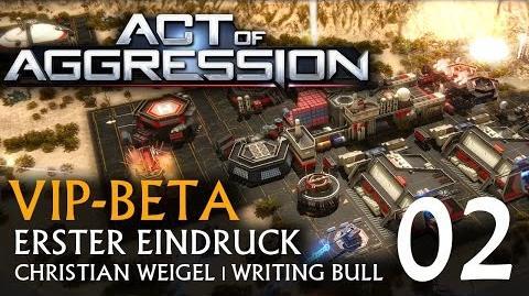 Erster Eindruck Act of Aggression VIP-Beta (02) deutsch