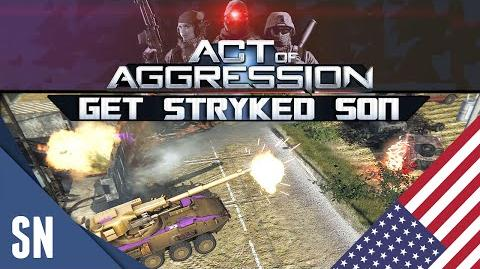 Act Of Aggression Gameplay - VIP BETA GET STRYKED