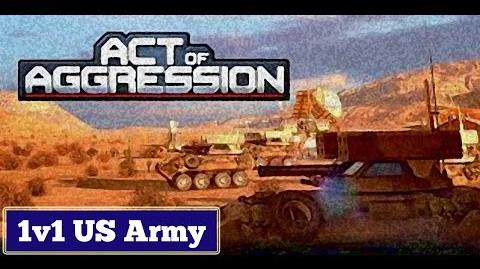 Act of Aggression 1v1 US Army Gameplay