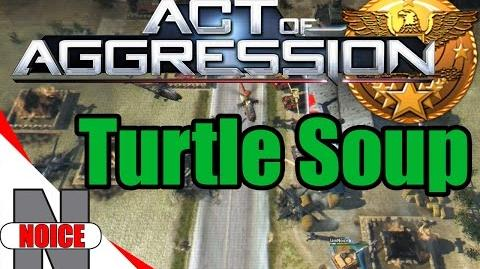 """""""Turtle Soup"""" Act of Aggression VIP BETA Gameplay"""