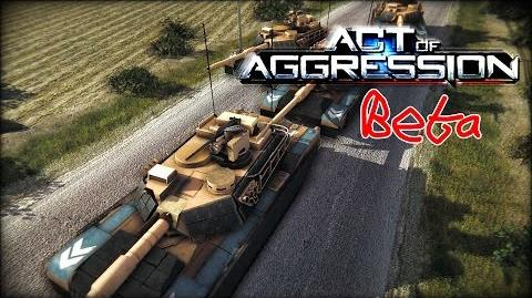 Captain's First hand's on Act of Agression VIP Beta!