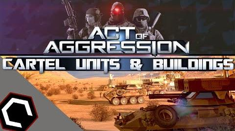 CARTEL UNITS & BUILDINGS - Act Of Aggression