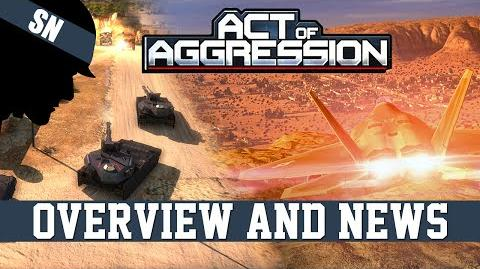 Act of Agression - Trailer Overview and News