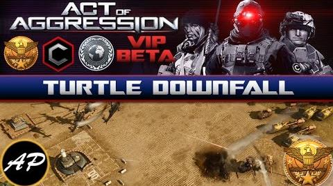 Act of Aggression VIP Beta - Turtle Downfall