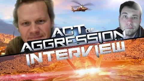 Act of Aggression - Developer Interview & Gameplay