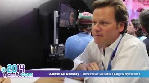 Interview - Alexis Le Dressay (Act of Agression)