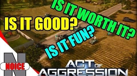 Was the Act of Aggression (BETA) Good? AoA First Impressions