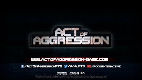 Act of Aggression - Screenshots, Trailer and Informations!