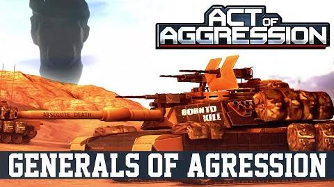 Act Of Agression - Trailer (Fan Made)