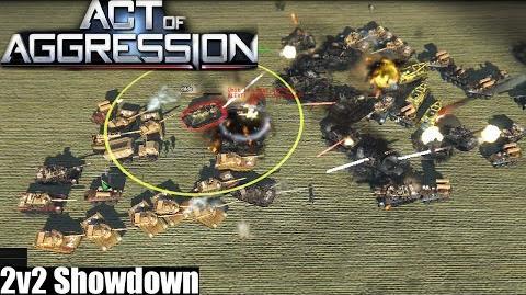 Act Of Aggression VIP Beta - 2v2 Showdown
