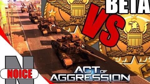 Act of Aggression VIP Beta Gameplay- USA Tank Battle