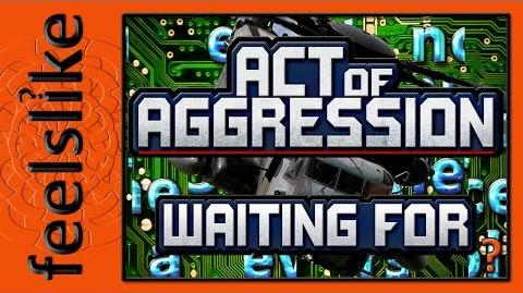 Act Of Aggression - Waiting For The Next Best RTS Game
