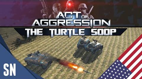 Act Of Aggression Gameplay - VIP BETA Turtle Soop