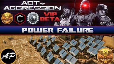 Act of Aggression VIP Beta - Power Failure