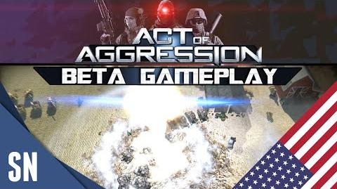 Act Of Aggression - VIP BETA Gameplay First Blood