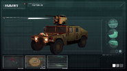 AoA USTrailer Humvee