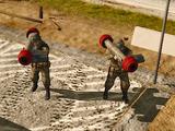 Javelin soldier