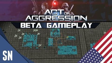 Act Of Aggression - VIP BETA Gameplay Alluminati Confirmed