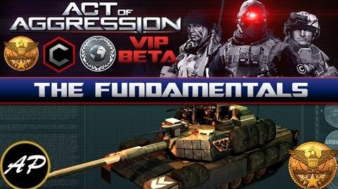 Act of Aggression VIP Beta - The Fundamentals
