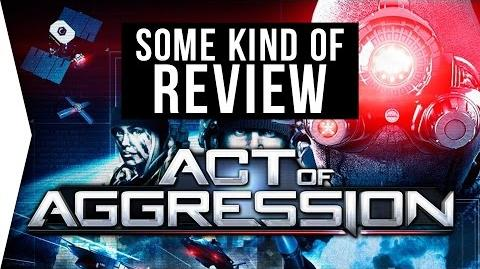 Act of Aggression ► Some Kind of Review SKOR