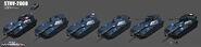 AoA Concept STRV-2000 Upgrades