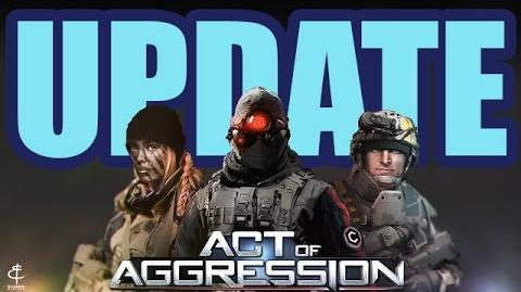 Act of Aggression Beta Talk- Everything I Know Right Now