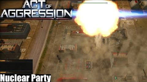 Act Of Aggression VIP Beta - Nuclear Party