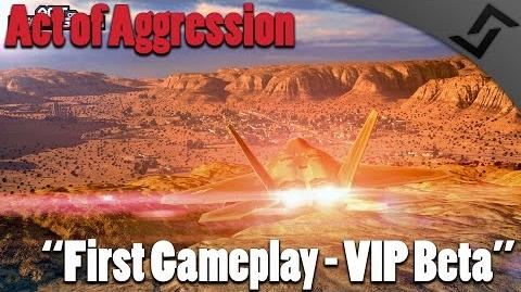 Act of Aggression Gameplay - VIP Beta gameplay - US Army Buildings 60FPS