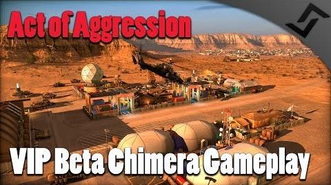 Act of Aggression - VIP Beta Chimera Gameplay