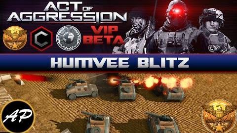 Act of Aggression VIP Beta - Humvee Blitz
