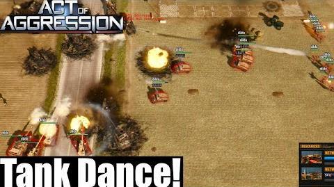 Act Of Aggression VIP Beta - Tank Dance!
