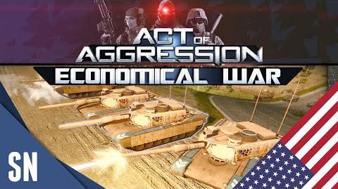 Act Of Aggression Gameplay - VIP BETA Economical War