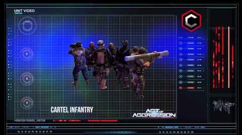 Cartel Infantry
