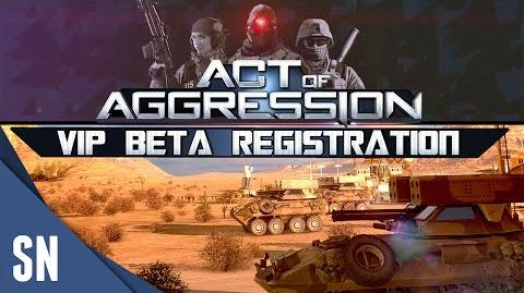 VIP BETA HYPE! - Act Of Aggression