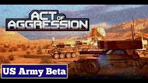 Act of Aggression US Army Gameplay