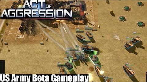 Act Of Aggression - US Army VIP Beta Gameplay