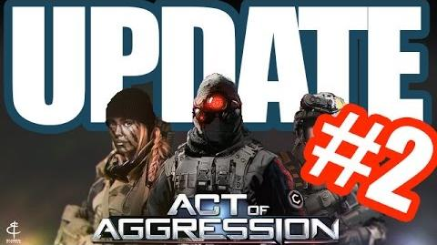 New Units Update - Act of Aggression
