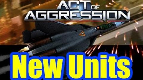 AoA Update- Unit Screenshots