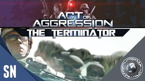 Act Of Aggression - Chimera Gameplay The Terminator