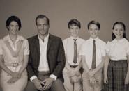 Quagmire Family Portrait Upclose