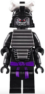 Winter 2018 Lord Garmadon Minifigure 2