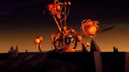 Celestial Clock of Dark Island