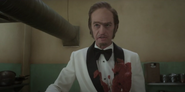 Jacques Count Olaf Blood Tuxedo