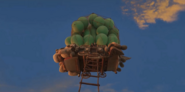 Self-Sustaining Hot Air Mobile Home
