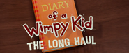 Diary of a Wimpy Kid The Long Haul journal