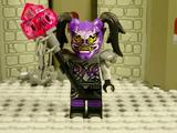 Ultra Violet's mace